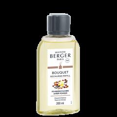 Recharge Bouquet Poussière d'Ambre