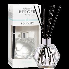 Bouquet parfumé Geometry Transparent & Zeste de Verveine