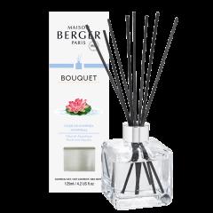 Bouquet Parfumé Cube Fleur de Nymphéa