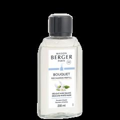 Recharge bouquet Délicat Musc Blanc