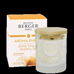 Bougie parfumée AROMA ENERGY