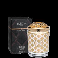 Bougie parfumée Soleil Divin - Collection Resonance
