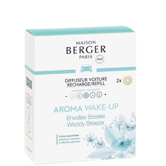 Recharges Diffuseur voiture Aroma Wake-Up