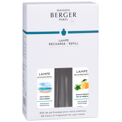 Coffret 2 recharges Lampes Best sellers 250ml