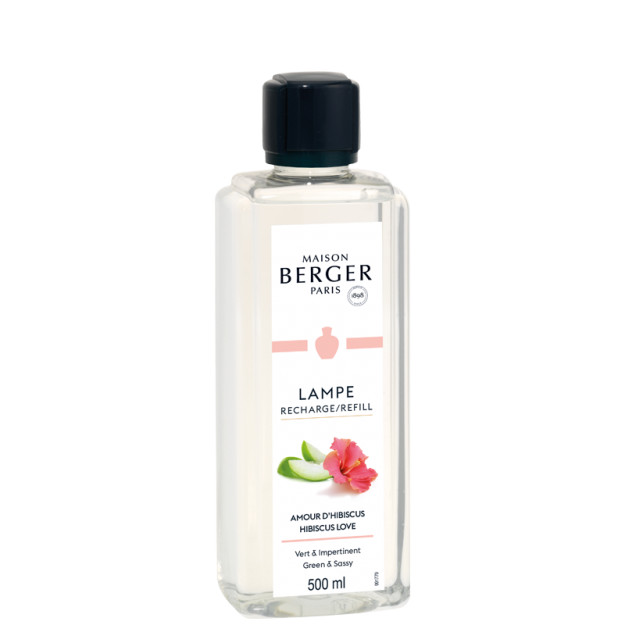 Recharge Lampe Amour d'Hibiscus 500ml